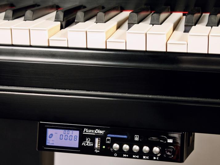 Sistema Player Piano Disc. Germany.