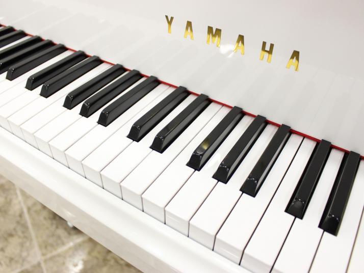 VENDIDO. Yamaha C3 - C3B. BLANCO. Nº Serie 2.000.000.