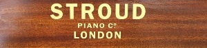 Pianos de STROUD LONDON en Pianochollo.com