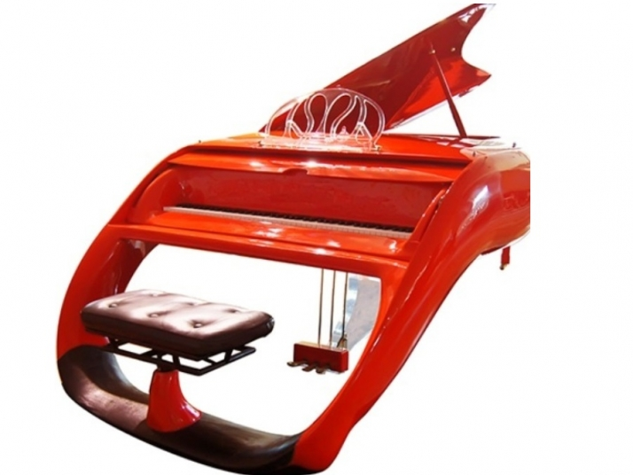 Piano Cola Future-Design 190cm