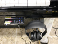 SISTEMA SILENT PIANO DISC QUIETTIME
