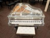 VENDIDO Piano Cola Kawai CR-40 Sistema Player.